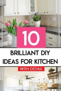 10 Diy Ideas Of Kitchen For Christmas