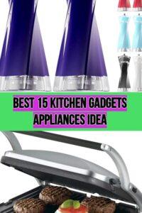 Best 15 Kitchen Gadgets Appliances Ideas